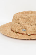 Josie Natural Cowboy Hat - Blue Bungalow