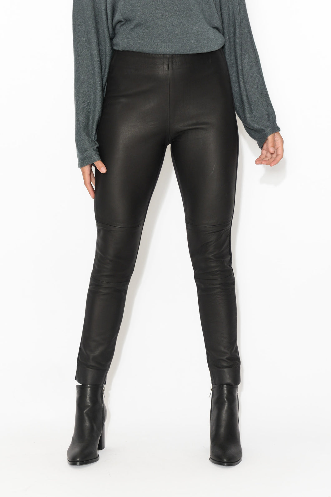 Jupiter Leather Legging