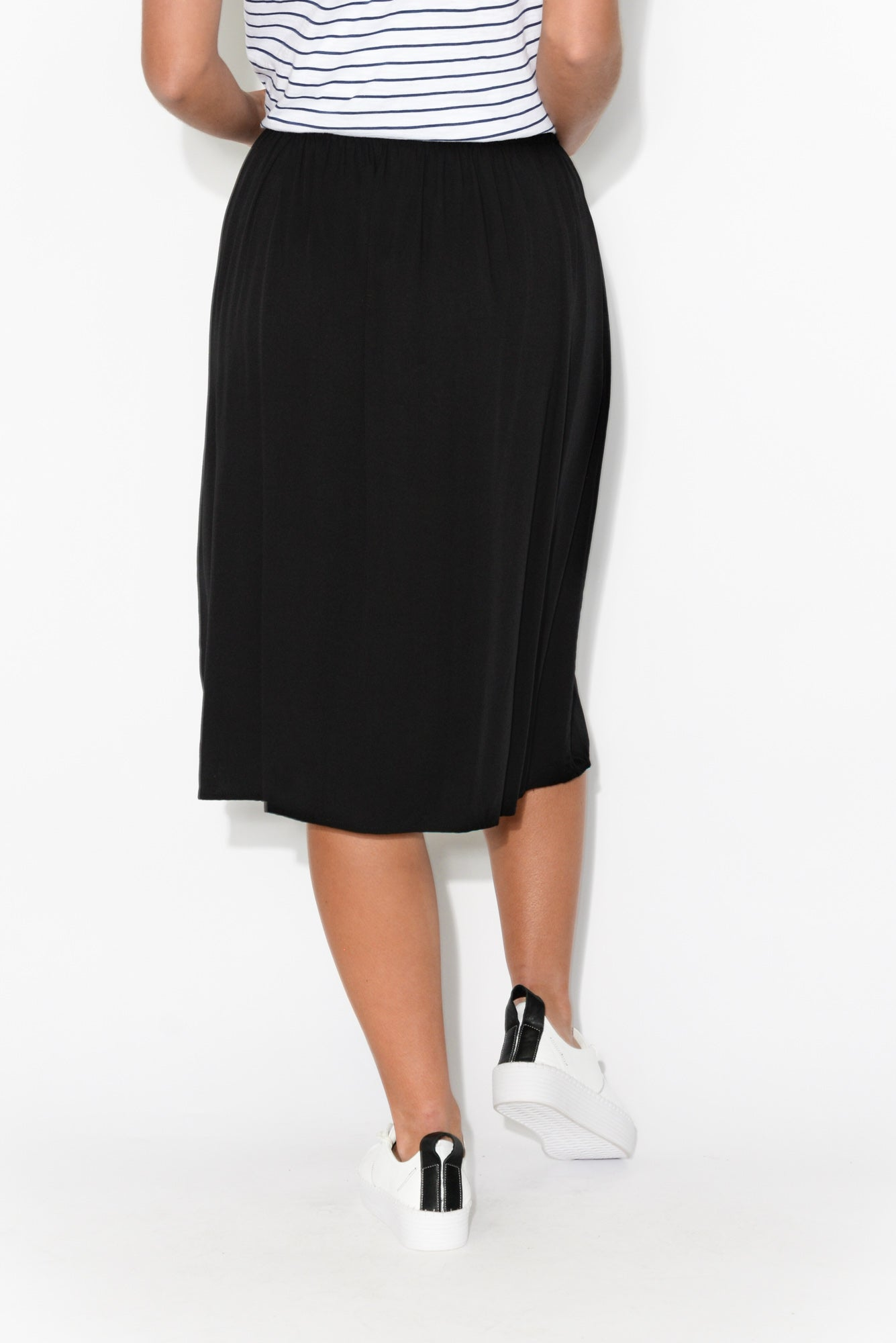 Landon Black Skirt