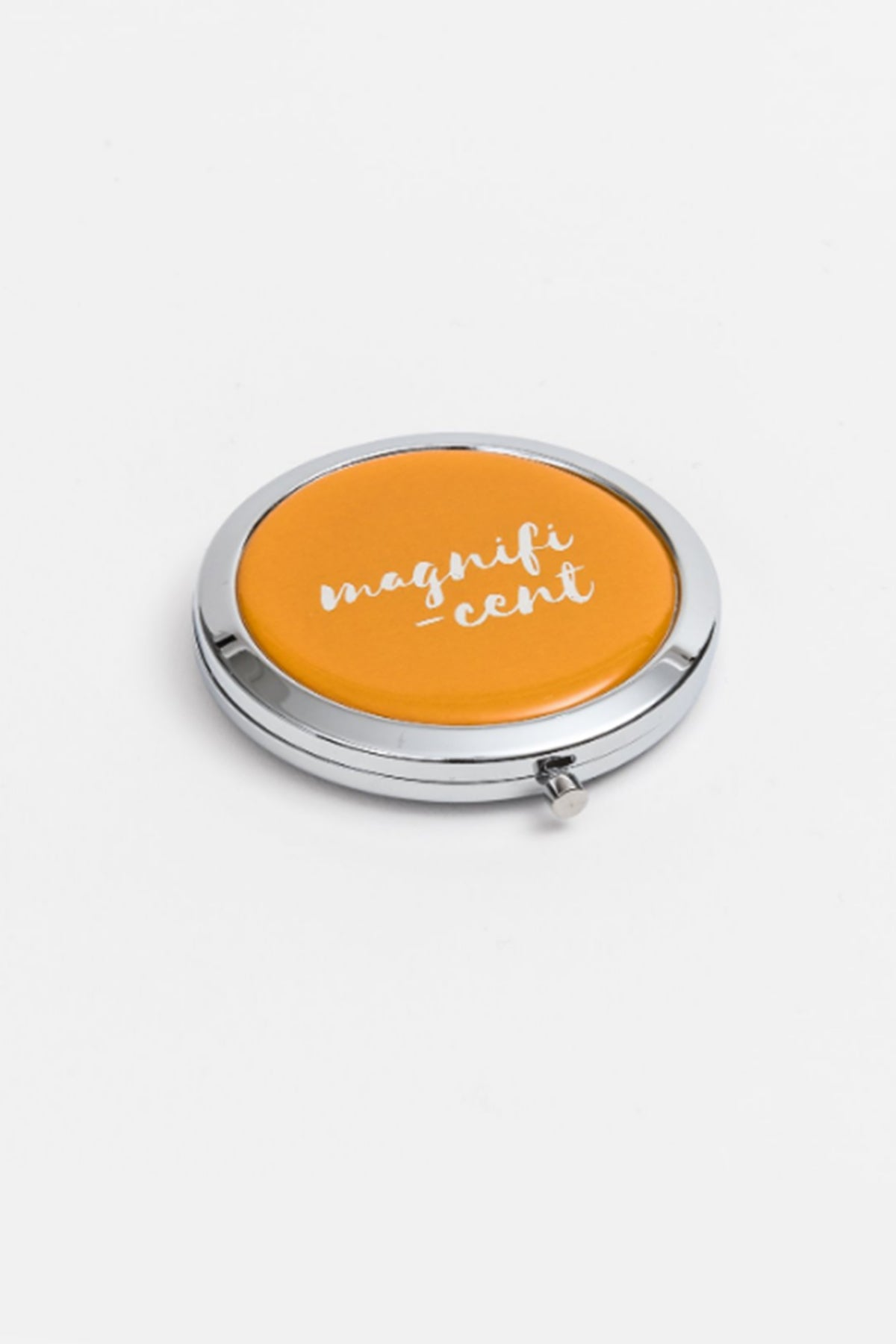 Magnificent Compact Mirror - Blue Bungalow