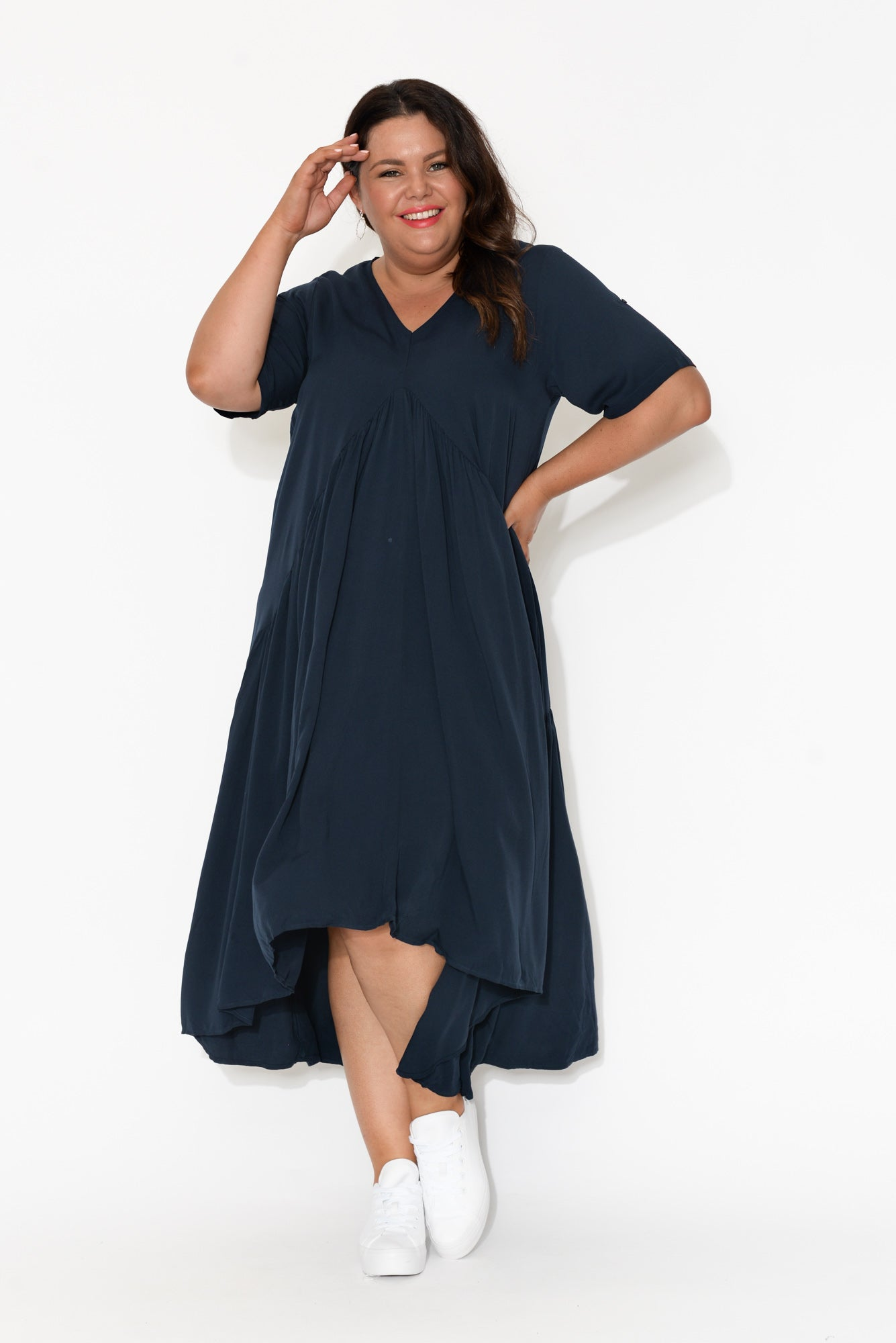 Latest Plus Size Maxi Dresses for Women Cheap Price March