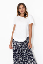 Paddington White Cotton Tee