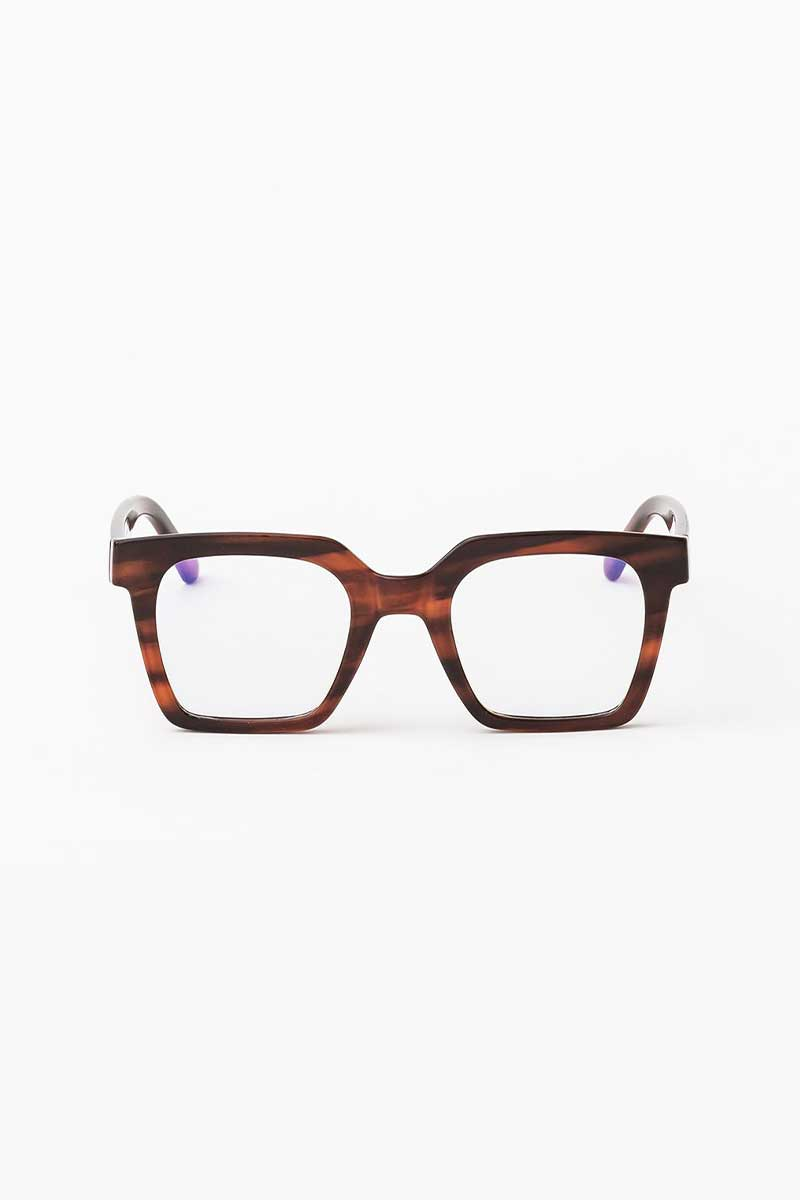 Mila Brown Reading Glasses