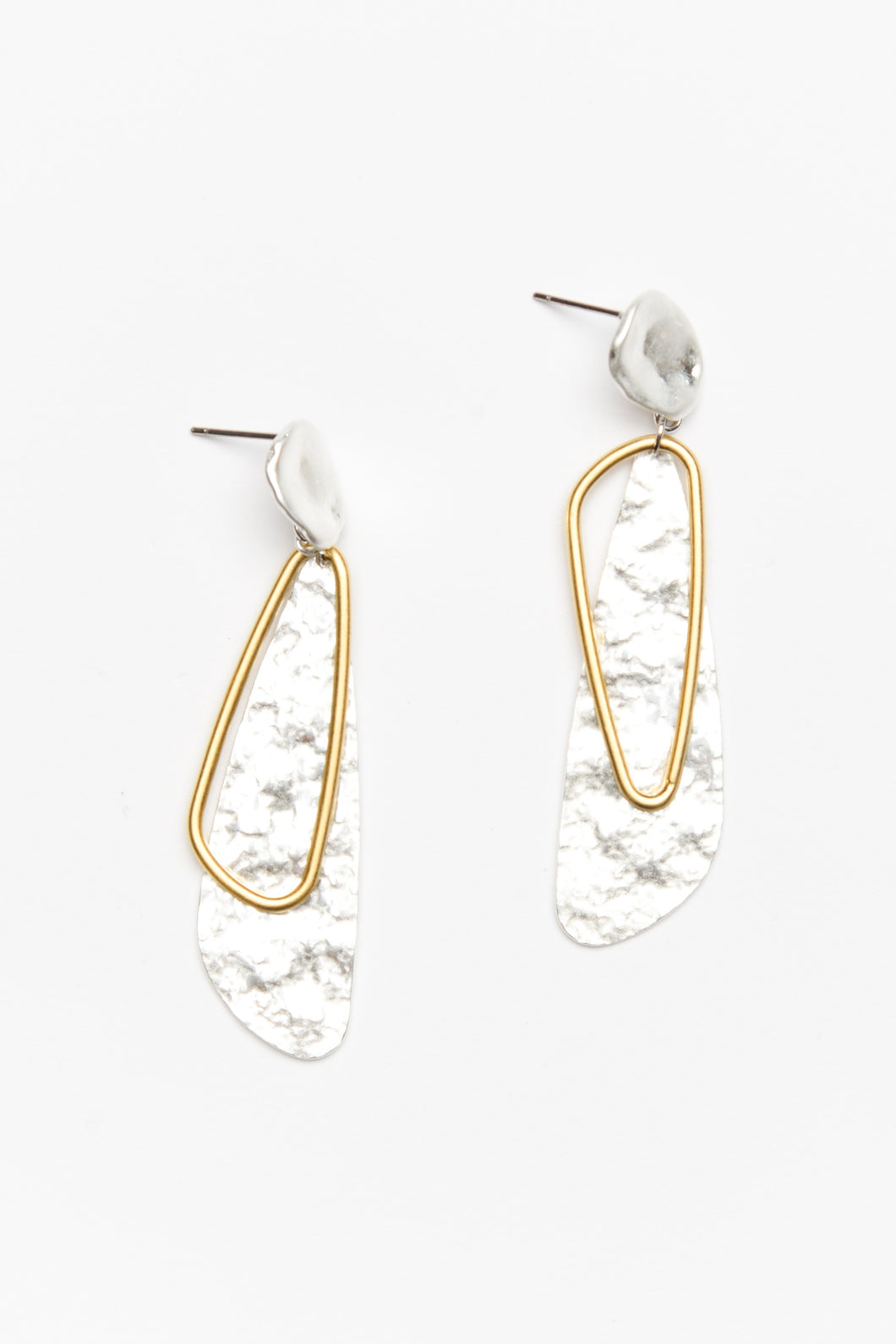 Suki Double Dangle Drop Earring