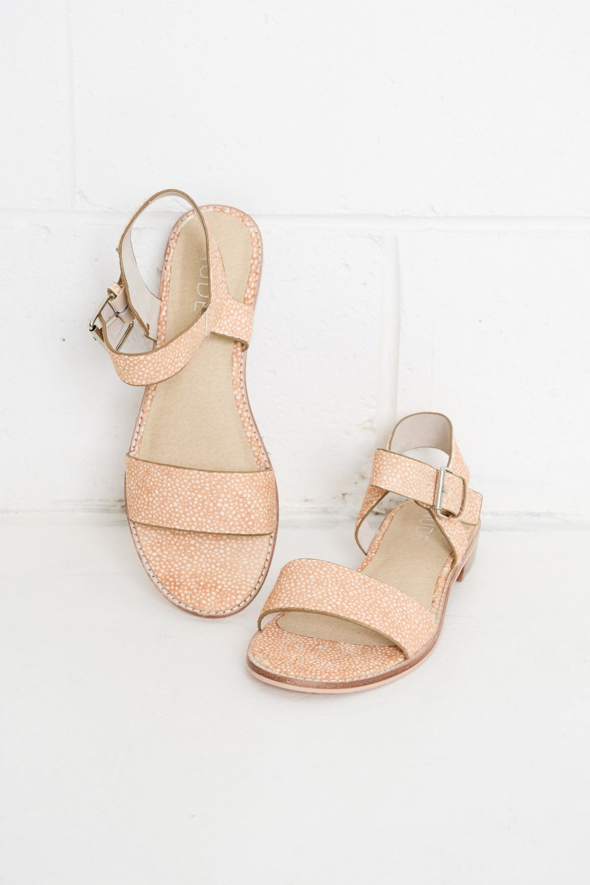 Tallow Honey Spot Sandals - Blue Bungalow