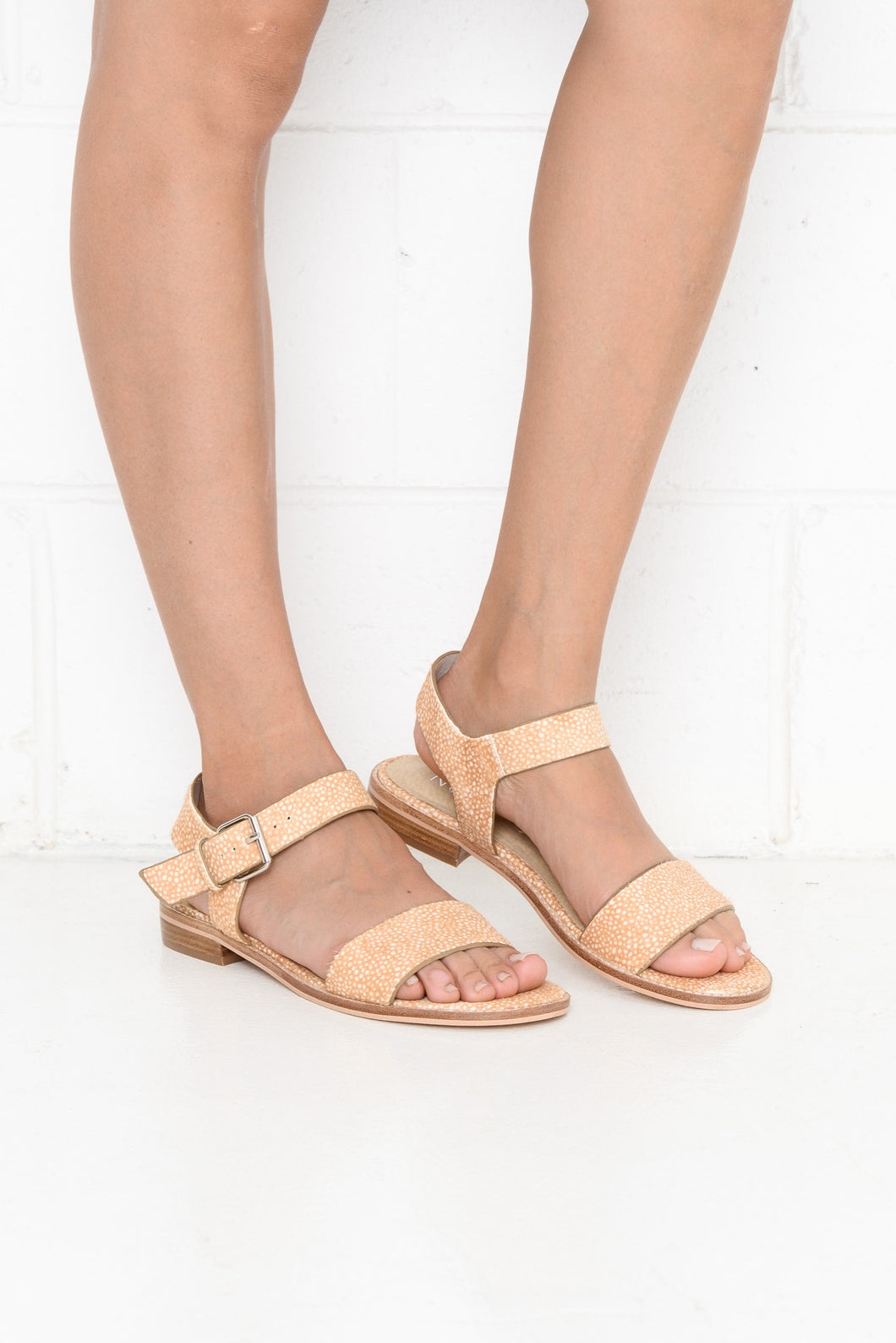Tallow Honey Spot Sandals