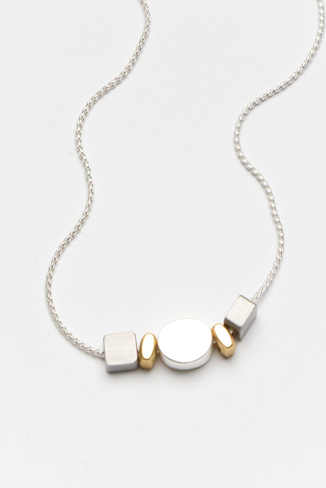 Terassa Silver Necklace