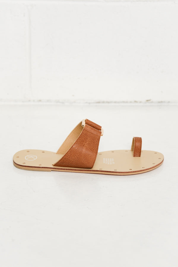 Brandy Sarsh Sandals - Blue Bungalow