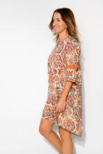 Alice Floral Pleated Dress