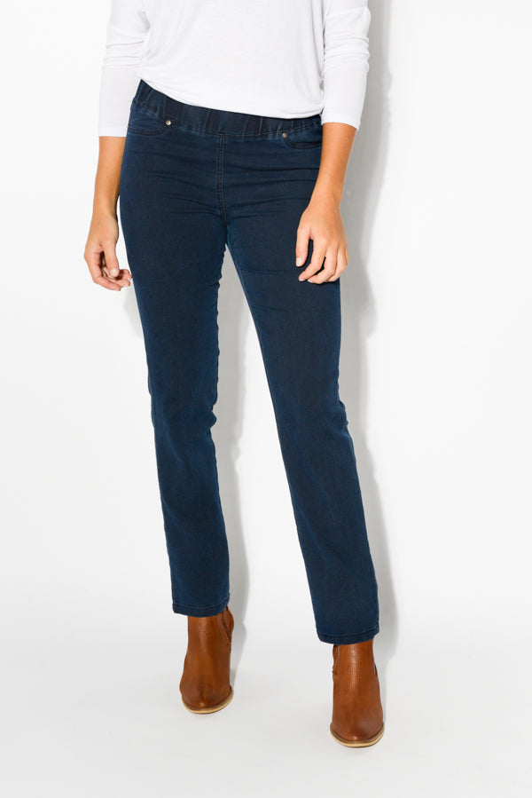 Frankie Blue Stretch Jean