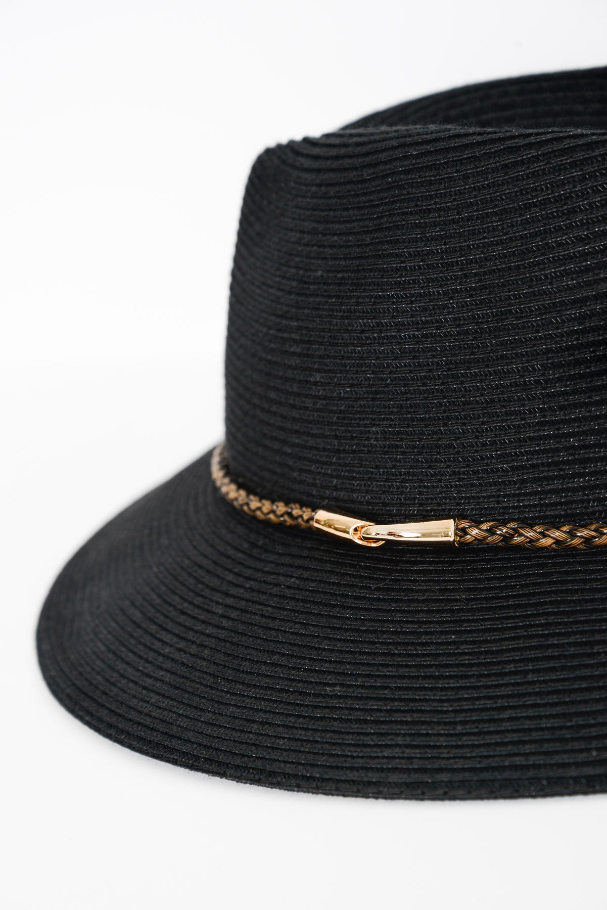 Comoros Black Fedora