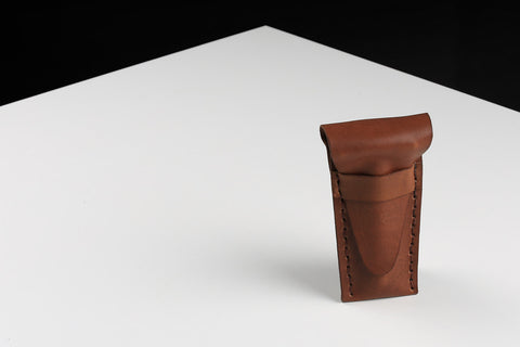 Leather Razor Sleeve