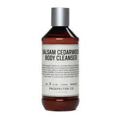 Balsam Cedarwood Body Cleanser