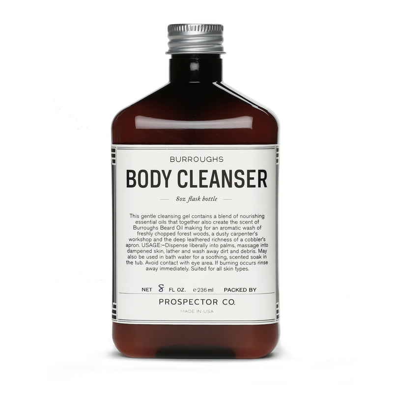 Burroughs Body Cleanser