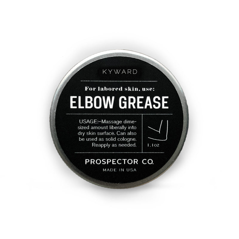 Kyward Elbow Grease