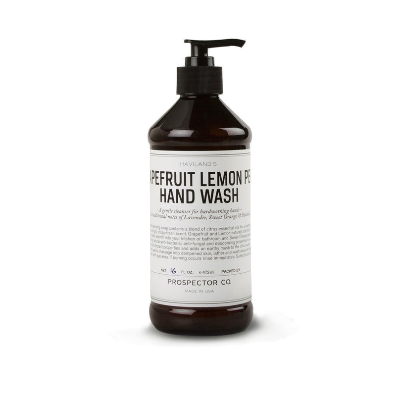 Grapefruit Lemon Peel Hand Wash