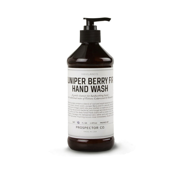Juniper Berry Fir Hand Wash