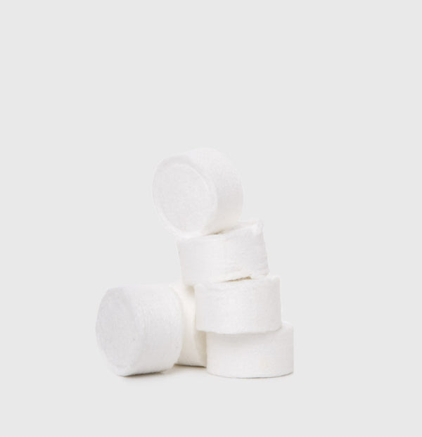 Compressed Towel Tablets