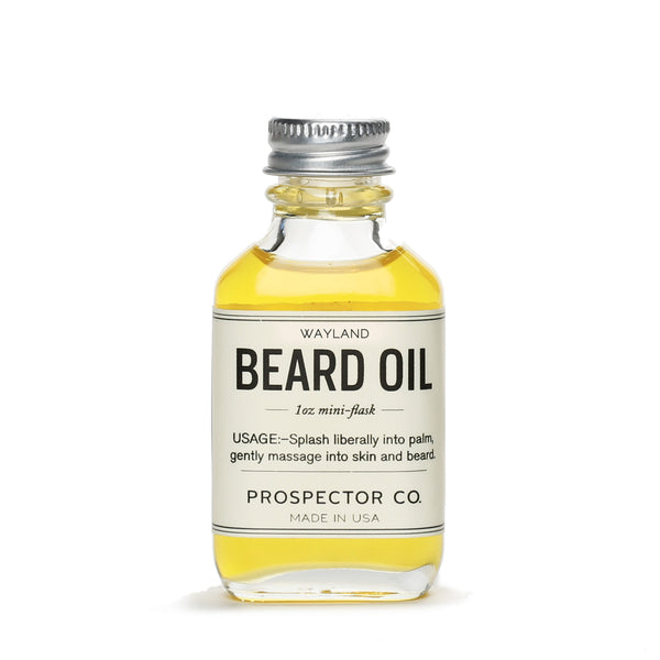 Wayland Beard Oil