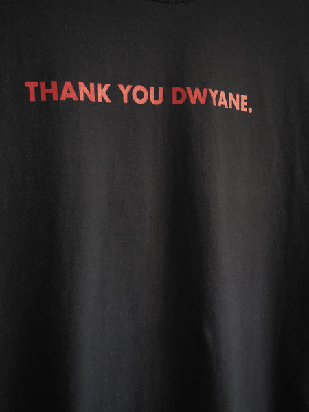 Thank You Dwyane
