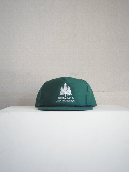Creative Retreat Snapback Hat