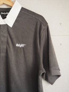 OnlyNY Court Terry Cloth Polo