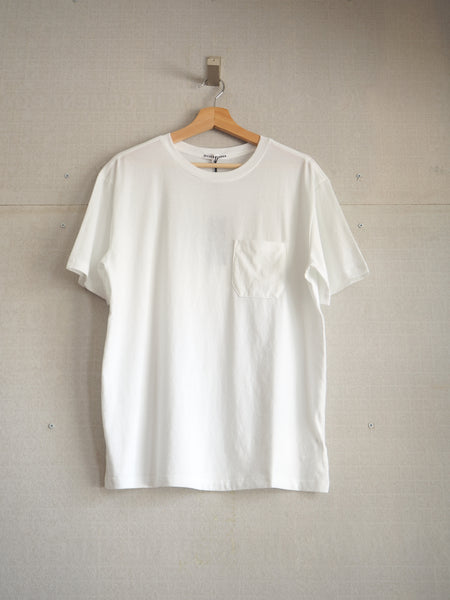 Pima Cotton Pocket Tee