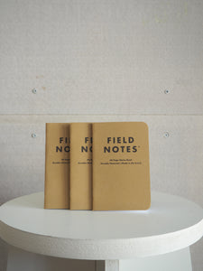 Original Kraft 3-Pack Notebook