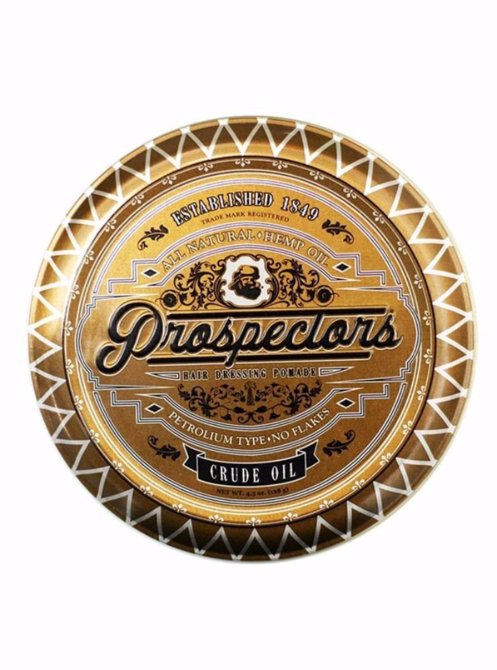 Prospectors - Crude Oil Pomade - mike-barbershop