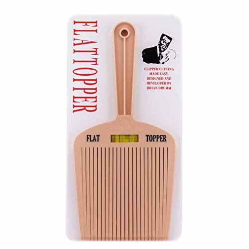 Brian Drumm - Pettine Flattopper Comb - mike-barbershop