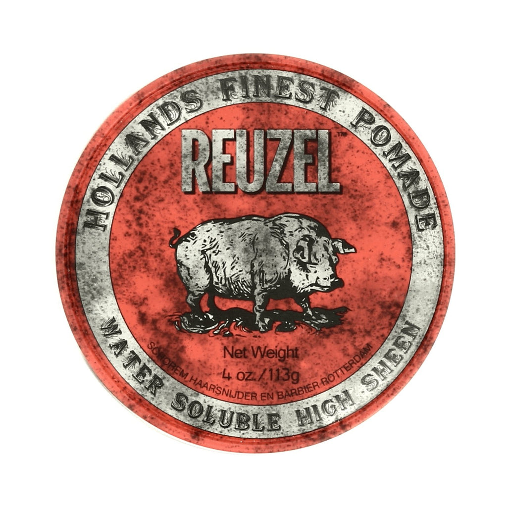 Reuzel Rossa - Red Pomade Medium 113g - mike-barbershop