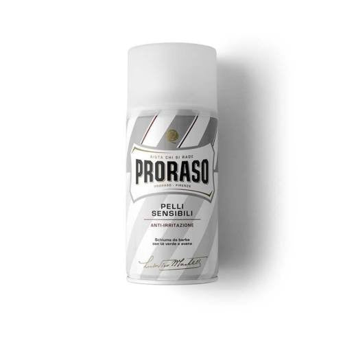 Proraso - Schiuma da Barba Anti Irritazione (White) - mike-barbershop