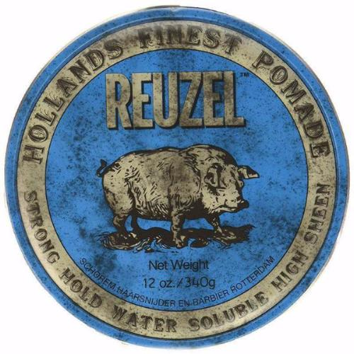 Reuzel Azzurra - Blue Pomade Strong 113g - mike-barbershop