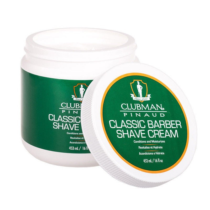 Clubman Pinaud - Classic Barber Shave Cream - mike-barbershop