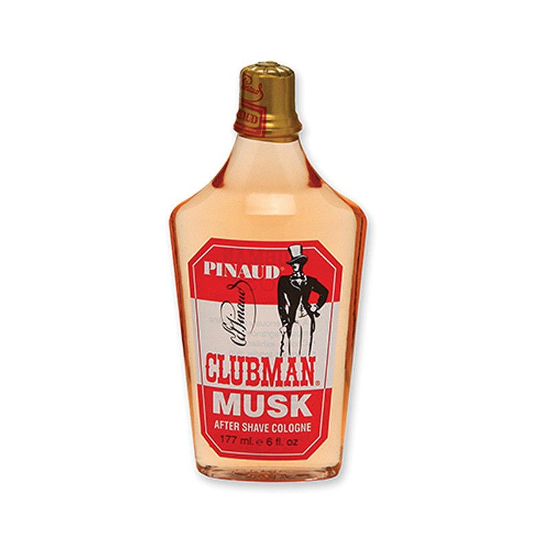 Clubman Pinaud - Musk After Shave Cologne - mike-barbershop