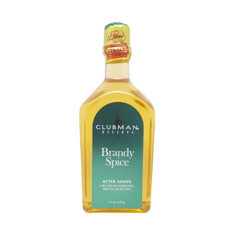 Clubman Pinaud - Brandy Spice After Shave - mike-barbershop