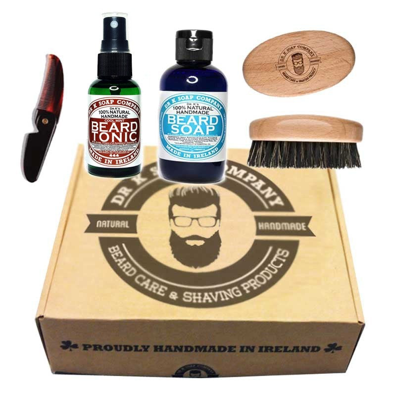 Dr K Soap - Dandy Style KIT - mike-barbershop