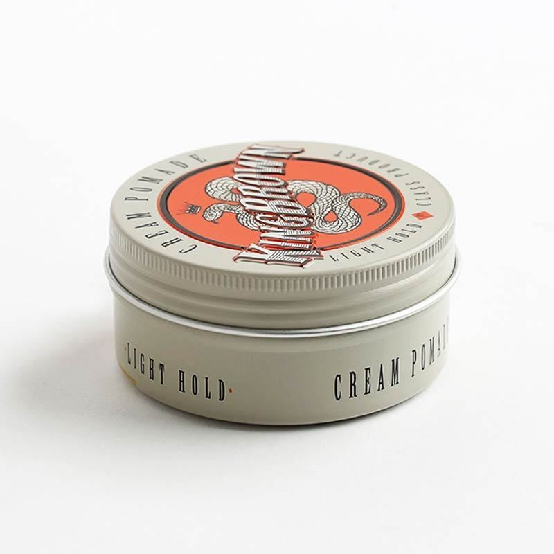 King Brown - Cream Pomade - mike-barbershop