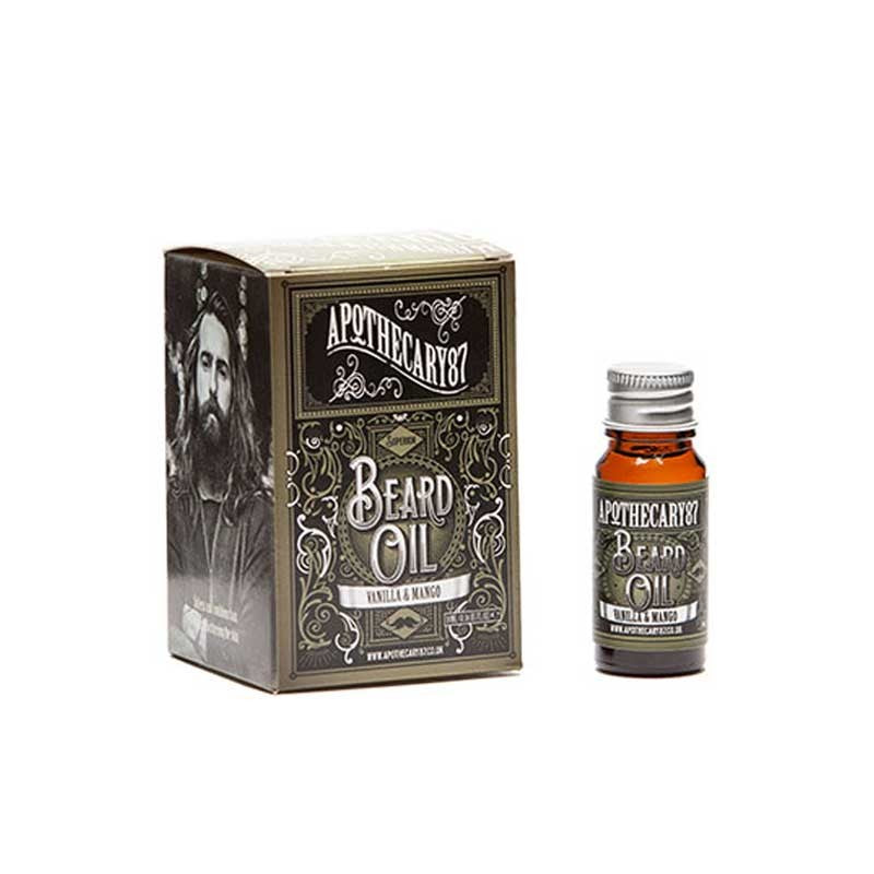 Apothecary87 - Beard Oil Vanilla & Mango - mike-barbershop