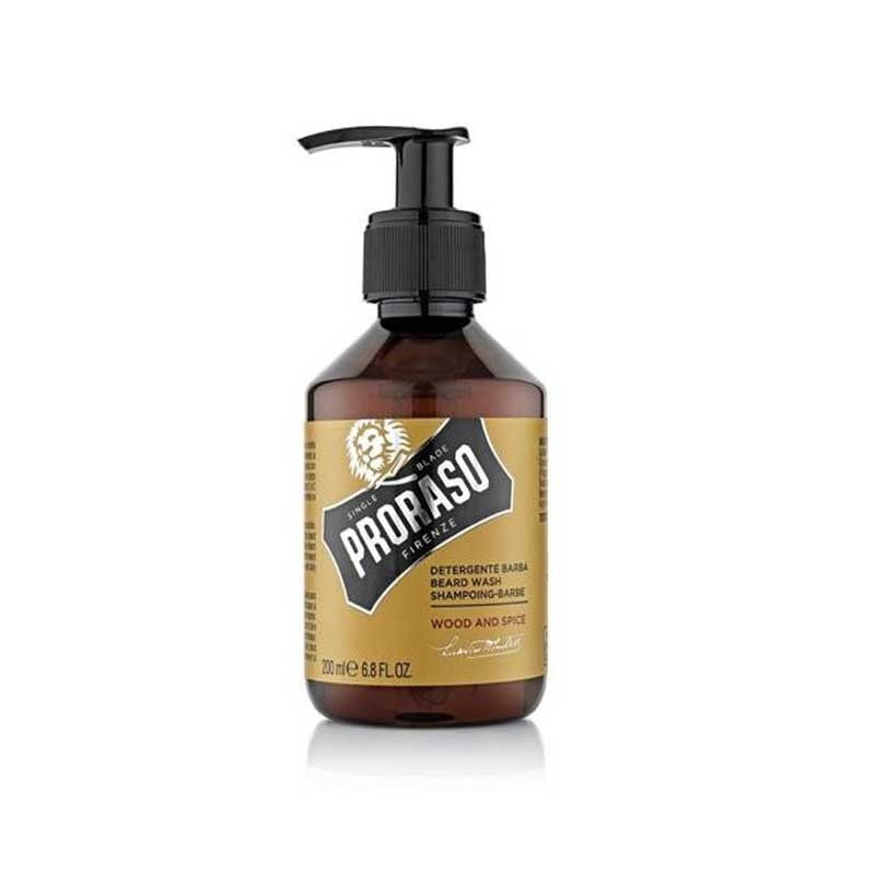 Proraso Wood and Spice - Sapone da Barba 200ml - mike-barbershop