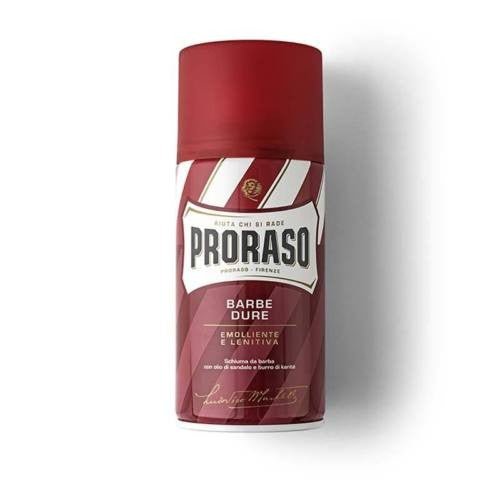 Proraso - Schiuma da Barba Emolliente (Red) 400 ml - mike-barbershop