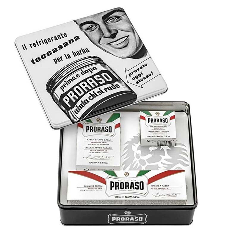 Proraso - Vintage Selection Toccasana Kit Rasatura - mike-barbershop
