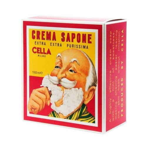 Cella - Sapone da Barba 1 Kg - mike-barbershop