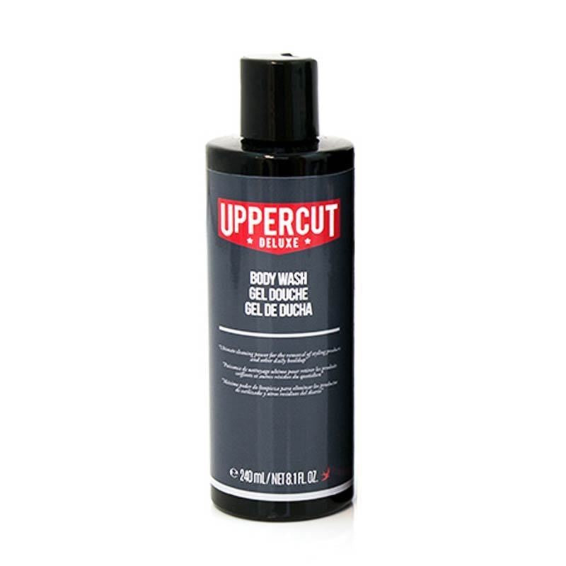 Uppercut Deluxe - Body Wash - mike-barbershop