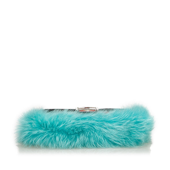 Fendi Fur Monster Baguette