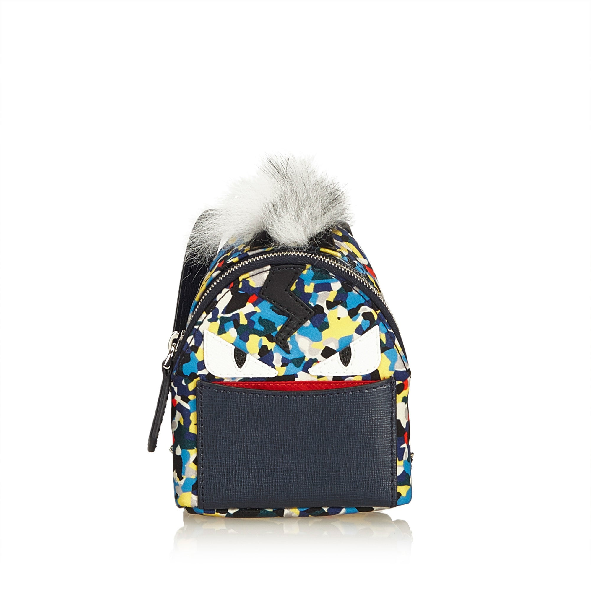 d6e27962faec Fendi Micro Monster Backpack Bag Charm – Simply Chic Consignment