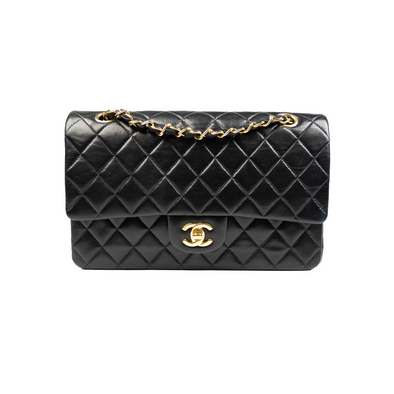 Chanel Vintage Classic Medium Double Flap Bag