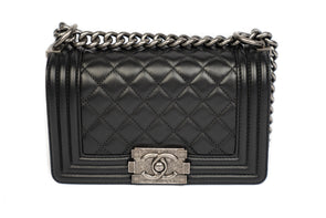 Chanel Small Boy Bag