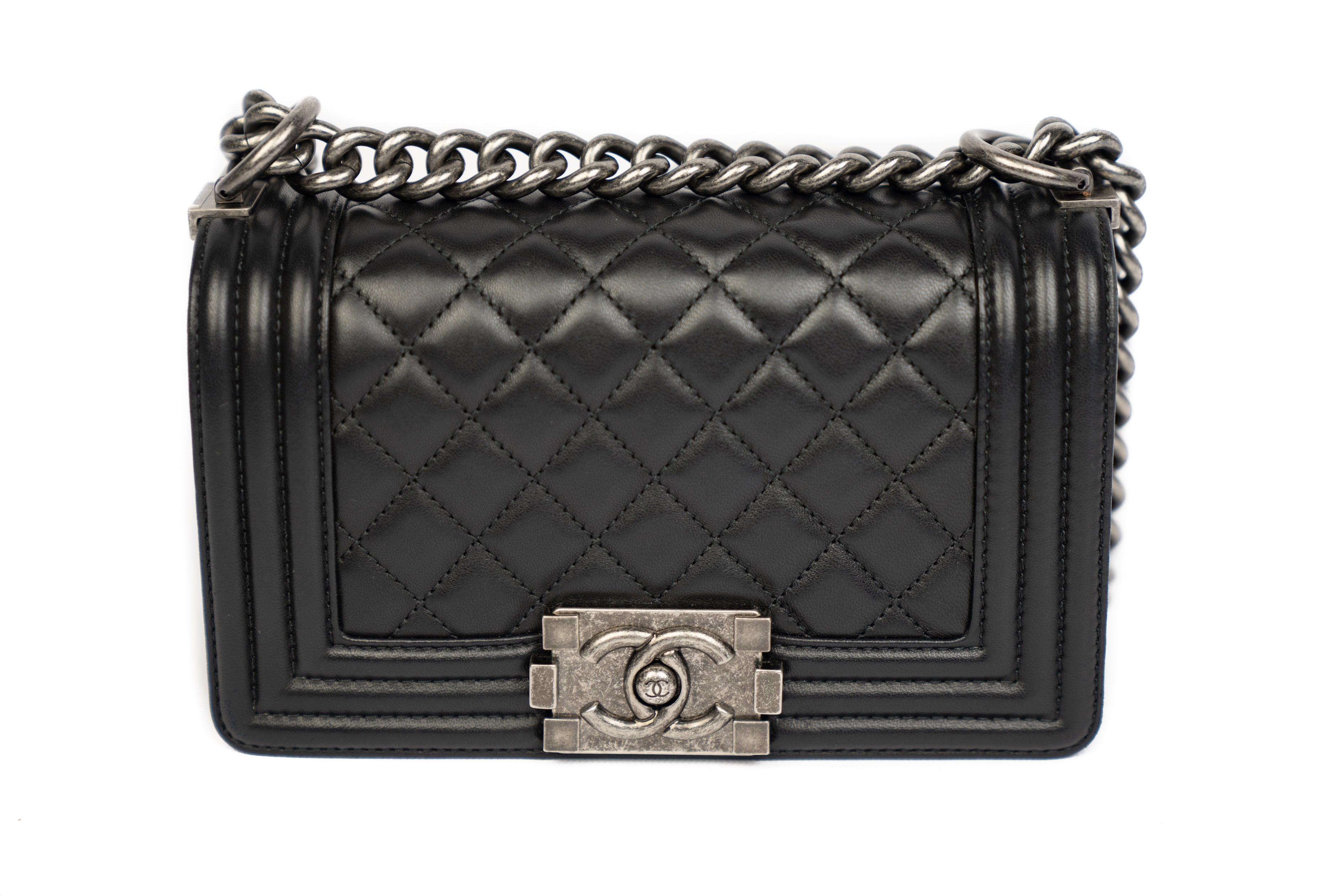 818bcfeb749f Chanel Small Boy Bag – Simply Chic Consignment