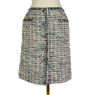 Chanel Tweed Skirt